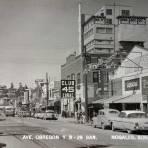 Avenida Obregon y B-29 bar Alrededor de 1930-1950