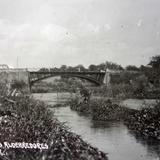 Puente en los alrededores Alla por 1930-1950
