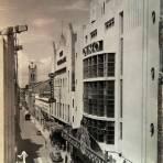 Cines Coliseo y Variedades Alla por 1930-1950