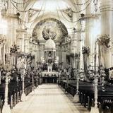 Interior de la Parroquia en 1937