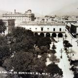 Vista Parcial Entre 1930-1950