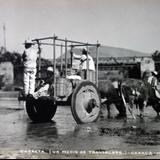 Tipos Mexicanos Carretero Alla por 1930-1950