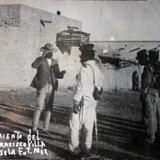 Fusilamiento de Francisco Villa en Parral Chihuahua Circa 1920