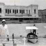 Hotel Arzapalo preferido por los turistas Entre 1930-1950