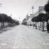 Avenida Juarez Entre 1910-1920