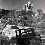 Monumento al Pipila alla por 1930-1950