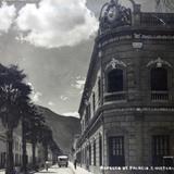 Aspecto de el Palacio Epocas cercanas a 1930-1950