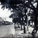 Calle Tamaulipas Epocas cercanas a 1930-1950