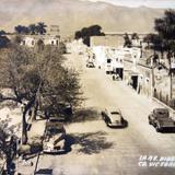 La Avenida Hidalgo Epocas cercanas a 1930-1950