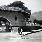 Exterior del Parque Infantil Epocas cercanas a 1930-1950