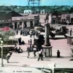 La Plaza Alrededor de 1930-1950