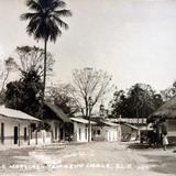 Calle Morelos Alrededor de 1930-1950