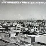 Vista Panoramica de la Estacion Alrededor de 1930-1950
