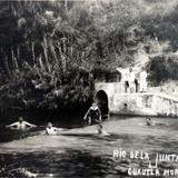 Rio de La Junta Alrededor de 1930-1950