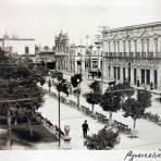 El Zocalolado Sur Alla por 1910-1925