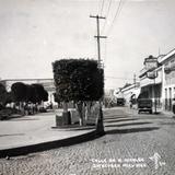 Calle Don Miguel Hidalgo alla por 1930-1950