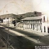 Avenida Manuel Avila Camacho (entre 1930-1950)