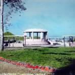 Parte central del Paseo de la loma (Alla por 1930-1950)