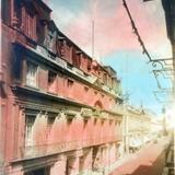 Vista al Hotel Pasaje (Alla por 1930-1950)