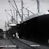 Muelle Fiscal (Alla por 1930-1950)