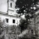 Patio de las novicias Convento de Sta. Monica (Alla por 1930-1950)
