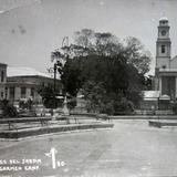 Detalles de el Jardin (Alla por 1930-1950)