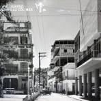 Avenida Juarez (Alla por 1930-1950)