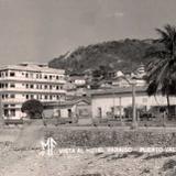 Vista del Hotel Paraiso (Alla por 1940-1960)
