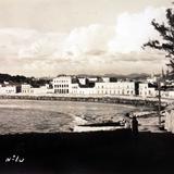 Paseo Olas Altas de Mazatlan (Alla por 1930-1950)