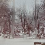 Jardin Hidalgo 1900-1920