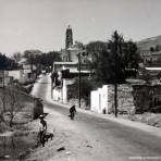 Entrada al Pueblo 1930-1950