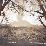 Corriente de Lava fechada el dia 21 de Junio de 1943