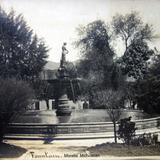 Una Fuente de Morelia Michoacan (1900-1920)