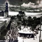 Un Desfile Militar La Piedad Michoacan (1900-1920)