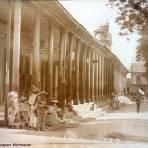 Portal y Mercado Uruapan Michoacan (1930-1950)