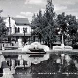 Parque de los Ferrocarriles de Mexico,( 1930-1950)