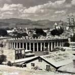 Plaza de Toros y La Fabrica de Mosaicos Alvarez Hermanos ( 1930-1950 )