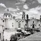 Panorama y dia de Mercado ( 1930-1950)