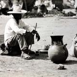 TIPOS MEXICANOS Alfarero ( 1930-1950 )