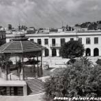 El Kiosko y el palacio ( 1930-1950 )
