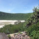 Hoya del cráter Rincón del Parangueo