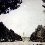 Avenida de La Paz ( Fechada el dia 5 de Septiembre de 1920 )