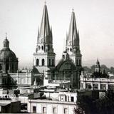 La Catedral ( 1930-1950 ) - Guadalajara, Jalisco