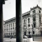 Palacio de Gobierno ( 1930-1950 ) - Ciudad de México, Distrito Federal
