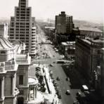 Avenida Aquiles Serdan ( 1930-1950 ) - Ciudad de México, Distrito Federal