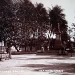 Paseo Gutierrez Zamora ( 1900-1920 ) - Veracruz, Veracruz