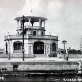 Kiosko Atlantida  ( 1900-1920 ) - Veracruz, Veracruz