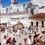 Mercadoo de Cuernavaca Morelos en 1957 - Cuernavaca, Morelos