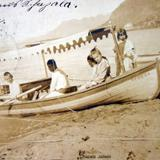 Escena Tipica ( Fechada en 1905 ) - Chapala, Jalisco