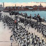 Ejército y marina estadounidense durante la invasión de 1914